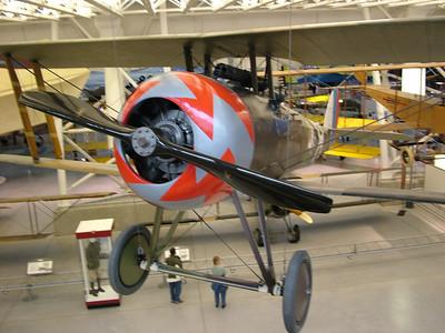 Dulles Air Museum 2005