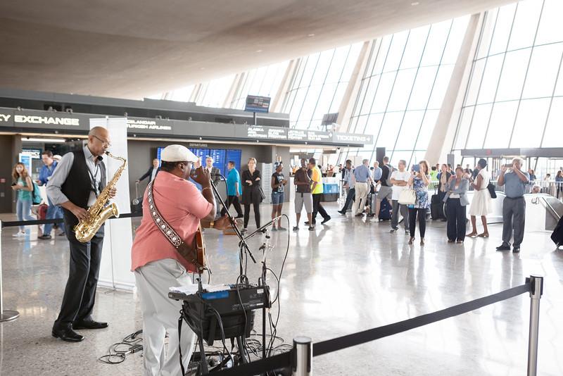 Dulles Airport Summer Jazz Series