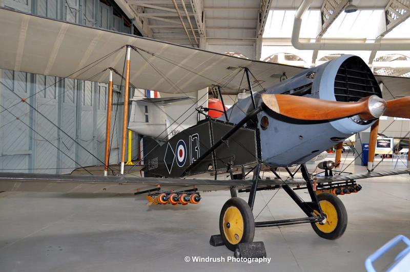 023 1st World War Bristol Fighter