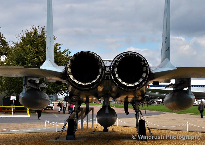 031 McDonnell Douglas F-15A