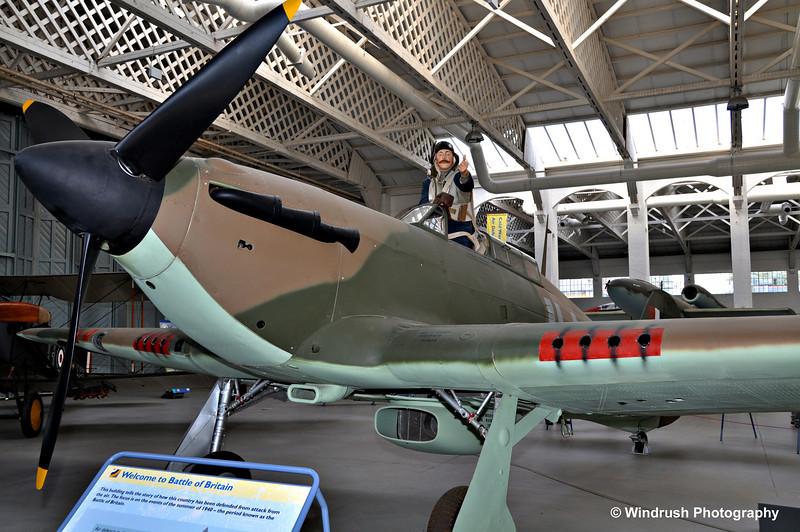 025 Hawker Hurricane
