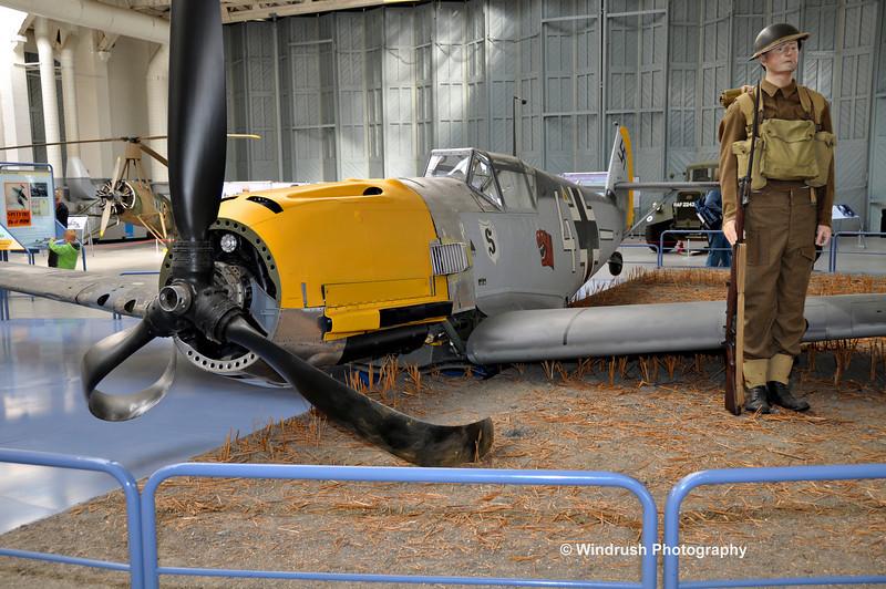 026 Messerschmitt BF109E