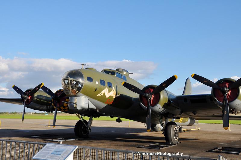 071 B-17G 'Sally B' Flying Fortress