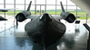 "SR-71 Blackbird <br />  <a href=""http://en.wikipedia.org/wiki/SR71"">http://en.wikipedia.org/wiki/SR71</a>"