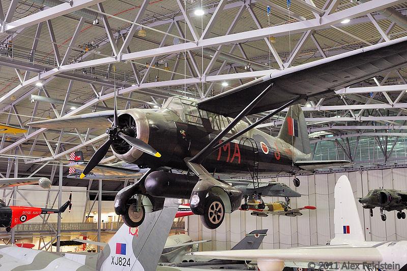 Westland Lysander Mk IIIA