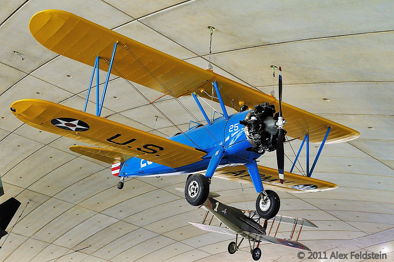 Stearman Trainer