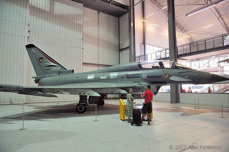 Eurofighter Typhoon DA4