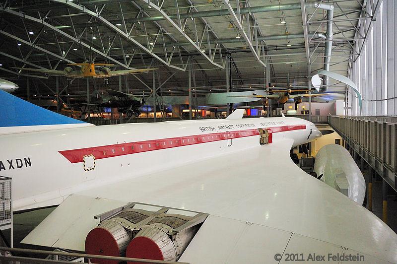 BAC/ Aerospatiale Concorde 101