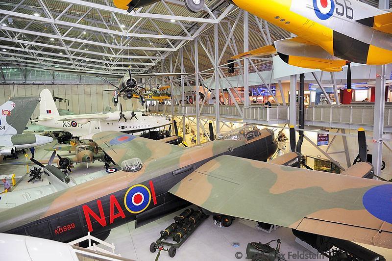 Avro Lancaster Mk X