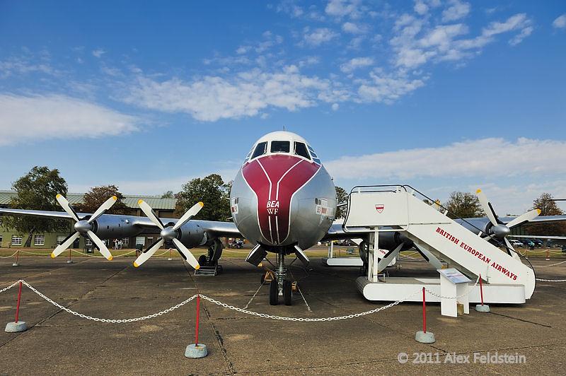 Vickers Viscount 701