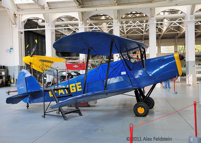 Stampe SV-4C, Belgian trainer (1937)