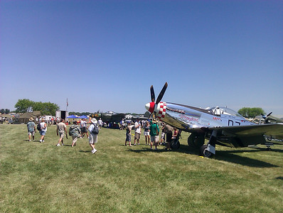 EAA Airadventure  July 2011