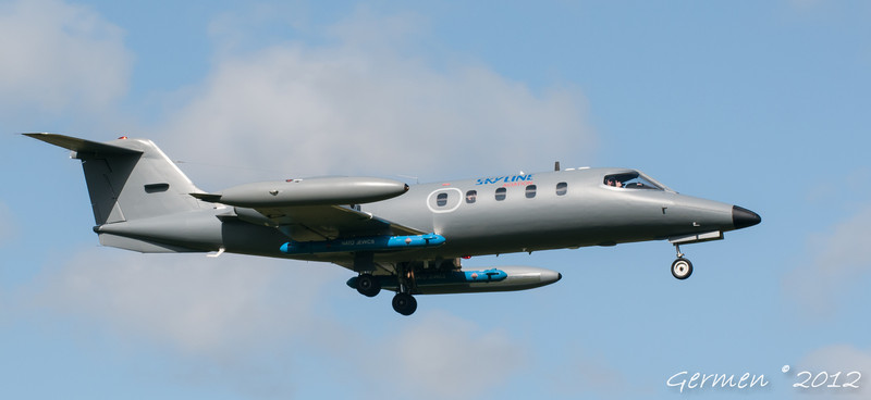 NM116MA LearJet 36a