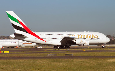 A6-EDP EMIRATES A380