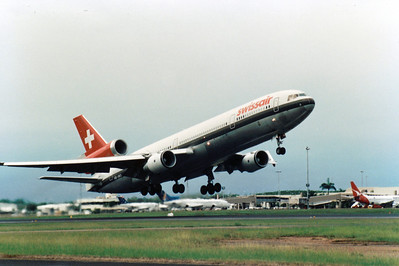 HB-IWD SWISSAIR MD-11
