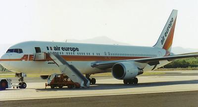 EI-CJB AIR EUROPE B767-300