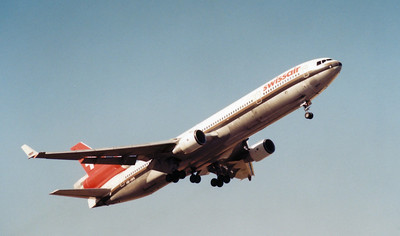 HB-IWB SWISSAIR MD-11