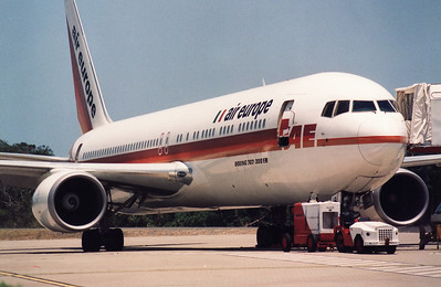 AIR EUROPE B767-300