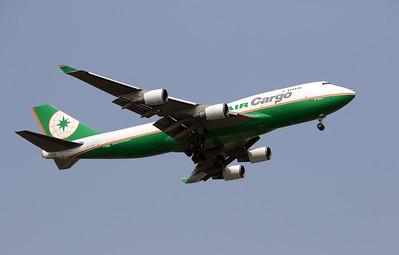 B-16401 EVA AIR CARGO B747-400
