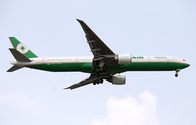 B-16715 EVE AIR B777-300