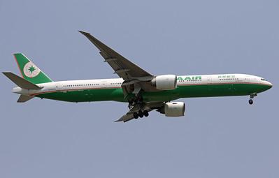 B-16712 EVE AIR B777-300