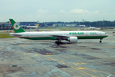 B-16707 EVA AIR B777-300