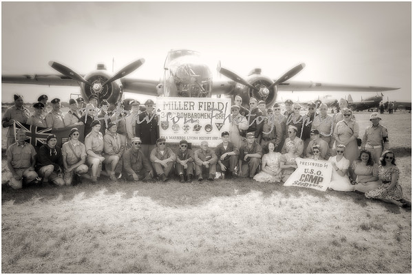 EAA OshKosh Airshow 2016 Crew Photos