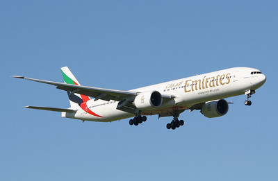 Emirates A6-ECO B777-300