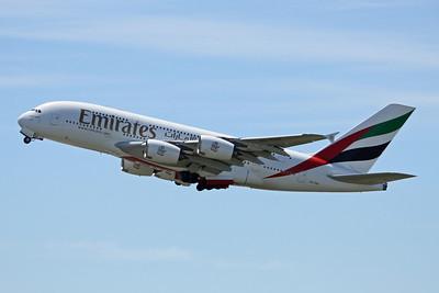 Emirates Airbus A380-800 A6-EBD
