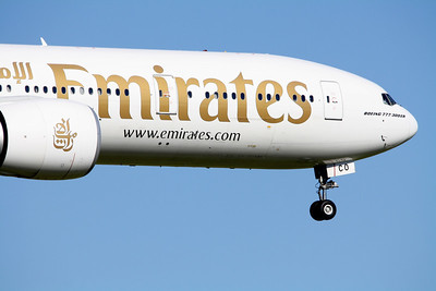 Emirates A6-ECO B777-300