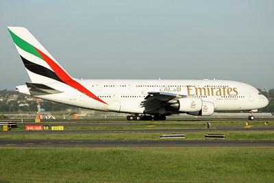 Emirates Airbus A380-800 A6-EDD