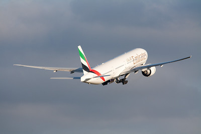 Emirates Boeing 777-300 A6-ECF