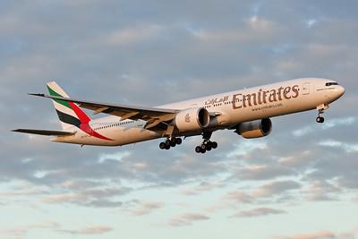 Emirates Boeing 777-300 A6-ECG