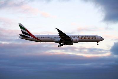 Emirates Boeing 777-300ER A6-ECI