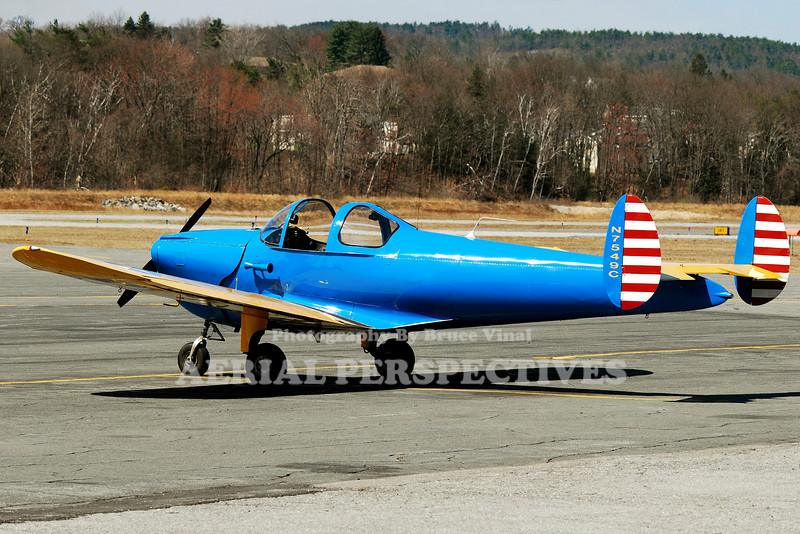 N7549C - 1958 Forney F-1