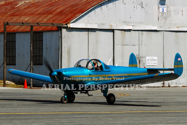 N99389 - 1946 ERCOUPE 415-C Pilot: Leo Hickey