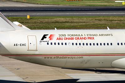 Etihad Airbus A340-541 A6-EHC