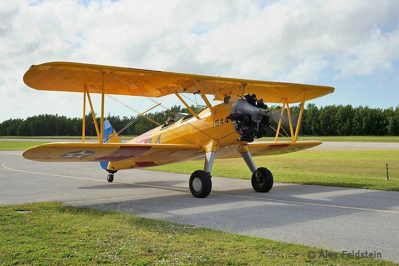1942 Boeing A75N1(PT17)