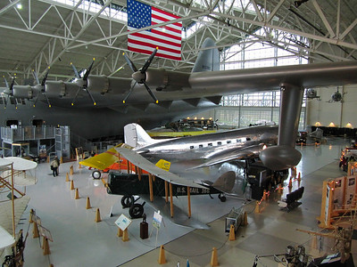 Evergreen Avaition and Space Museum, McMinville, Oregon