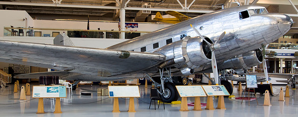 What is any air museum without its DC-3?