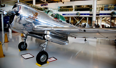 Curtiss-Wright Falcon, advanced trainer.