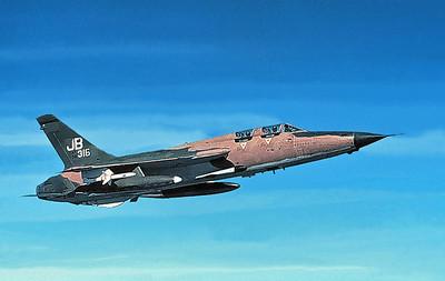 F-105 Thunderchief kip49x