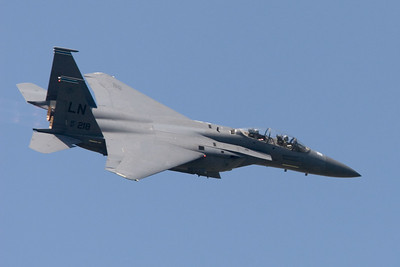F-15E Strike Eagle. AF 97-218. US Air Force.