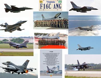 Virginia Air National Guard - F-16