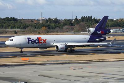 N615FE FEDEX MD-11F