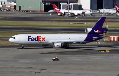 N610FE FEDEX MD-11F