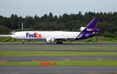 N597FE FED-EX MD-11F