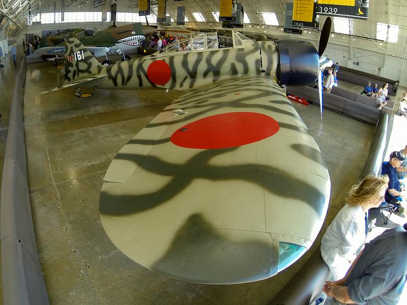 Mitsubishi A6M3-22 Reisen (Zero)