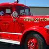 Museum of Flight Fire Truck.