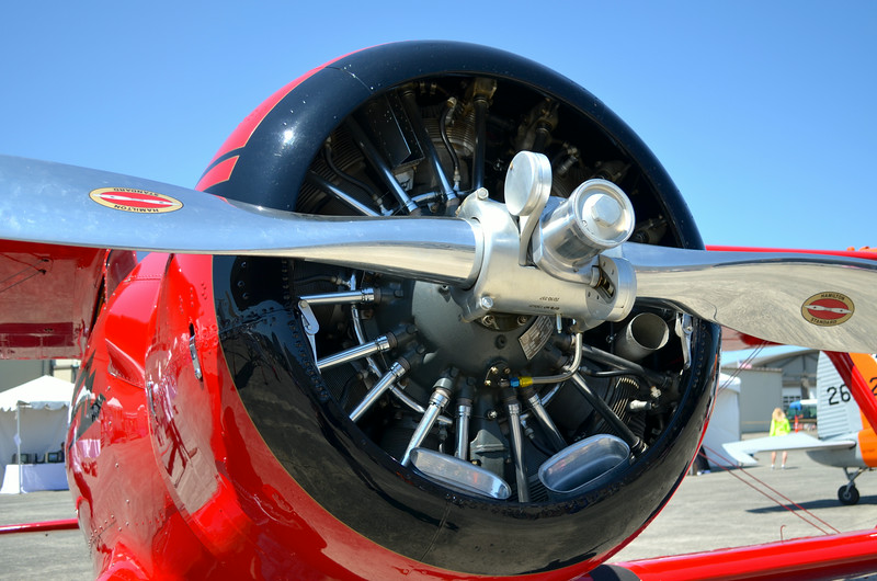 Beechcraft Staggerwing D17S
